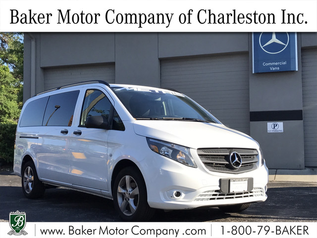 certified pre owned 2016 mercedes benz metris passenger mini van passenger van in charleston. Black Bedroom Furniture Sets. Home Design Ideas